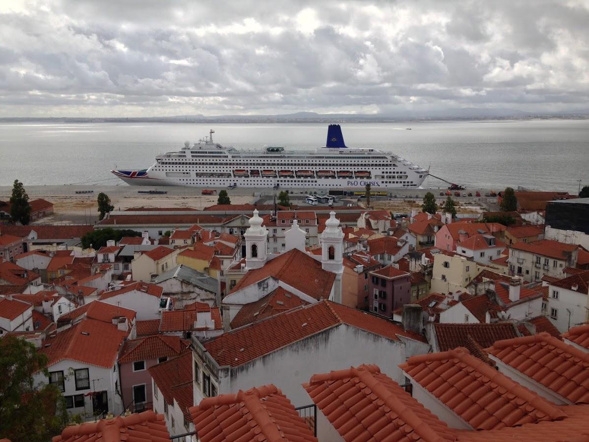 Открытки из Лиссабона