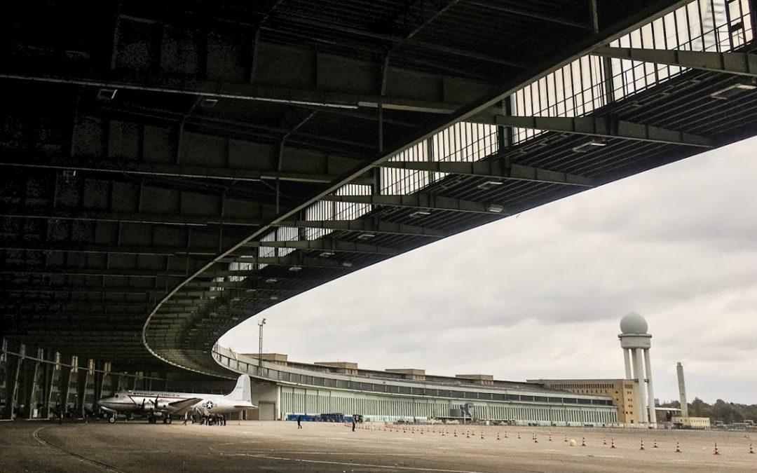 Аэропорт Темпельхоф в Берлине