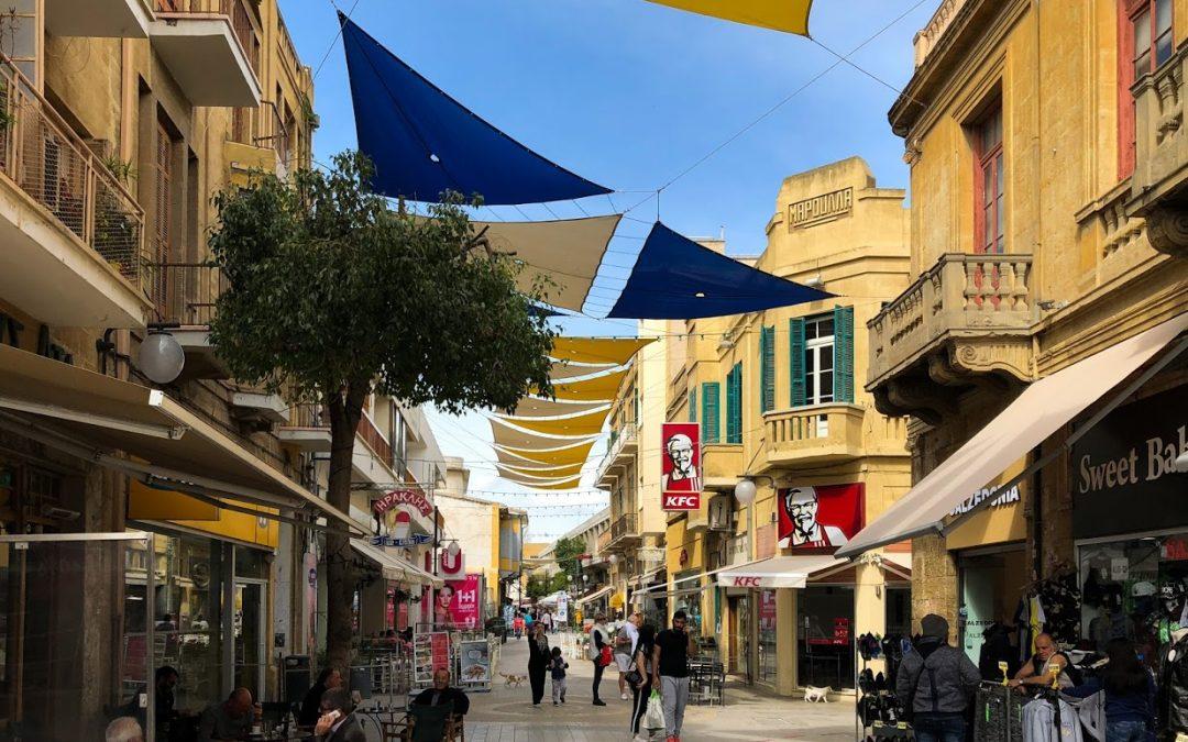 Никосия – два мира одного города