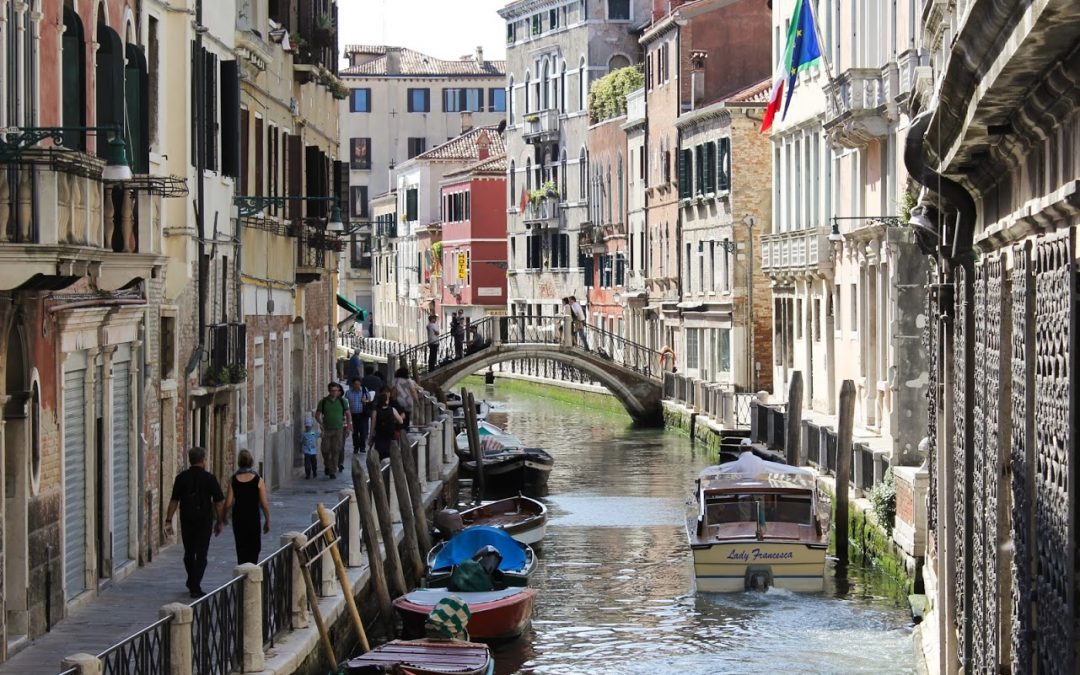 Венеция – город с открытки